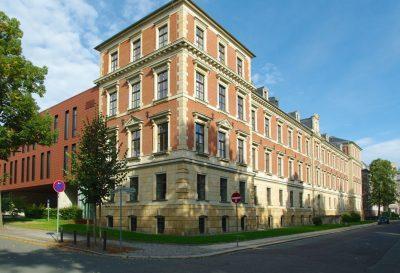 Justizzentrum Chemnitz