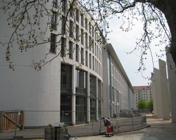 Verwaltungszentrum Dresden - Objekt Brüderstrasse