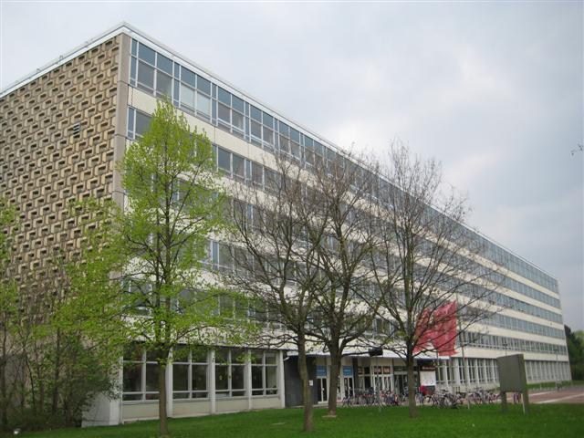 Verwaltungszentrum Dresden - Objekt Lingnerstadt