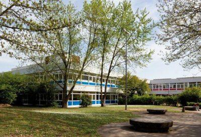 Schulen und Hallen Eppelheim - Humboldt Realschule