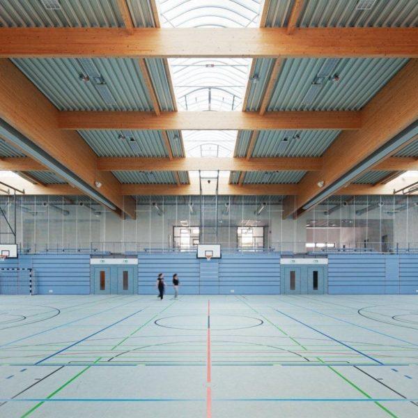 Schulen und Hallen Eppelheim