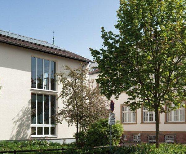 Schulen und Hallen Eppelheim - Theodor-Heuss-Schule