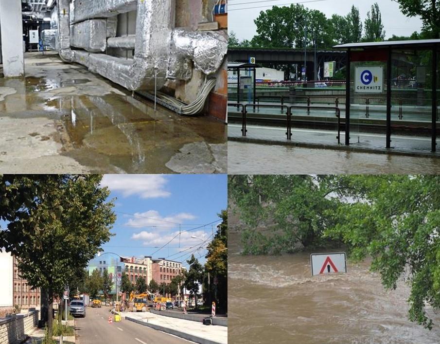 Hochwasserschadensbeseitigung Stadt Chemnitz - Projektkoordinierung