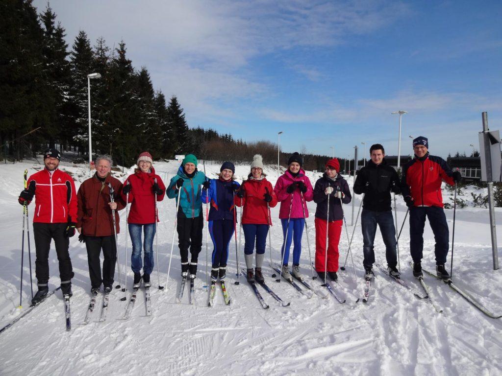(Ski-) Wandertag der hpm