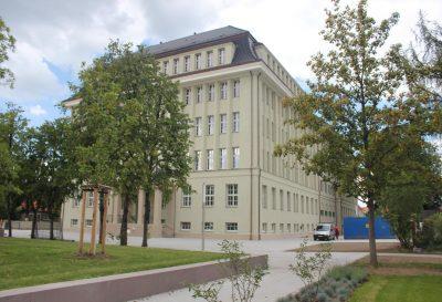 Hans-Erlwein-Gymnasium Dresden - hpm