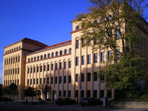 Landratsamt Mittelsachsen, Hauptstandort Freiberg