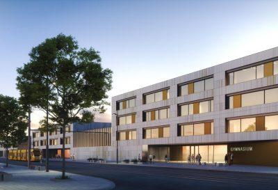 Neubau Schulstandort Freiberger Straße Dresden - HPM Henkel Projektmanagement