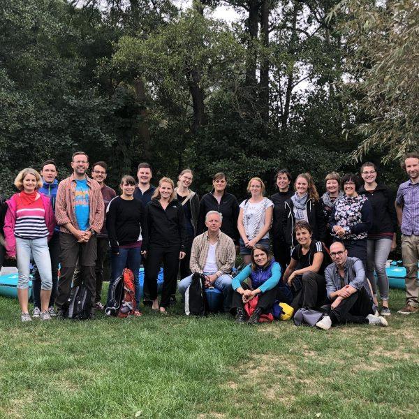 hpm Team Wandertag 2018 Spreewald