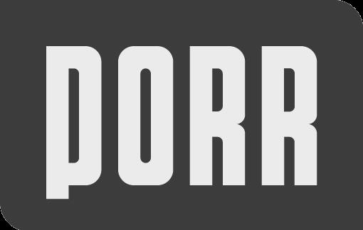 Logo PORR AG
