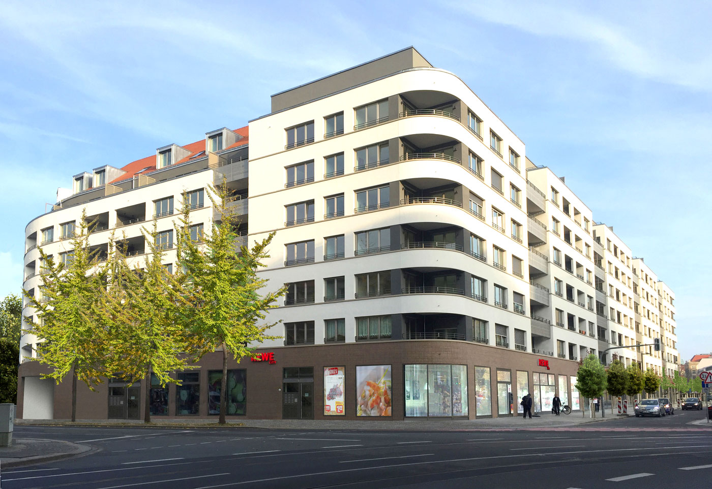 Baumanagement Haus am Schauspielgarten - hpm Henkel Projektmanagement