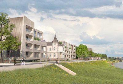 GAMMA Wohnbebauung Kötzschenbroder Straße - hpm Henkel Projektmanagement