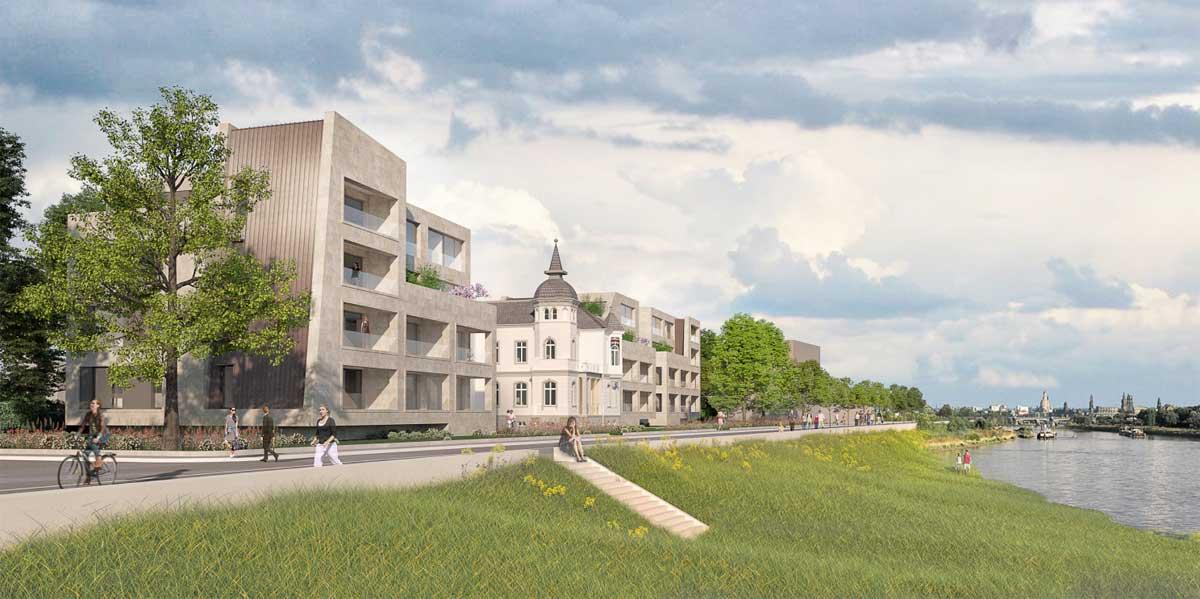 GAMMA Wohnbebauung Kötzschenbroder Straße
