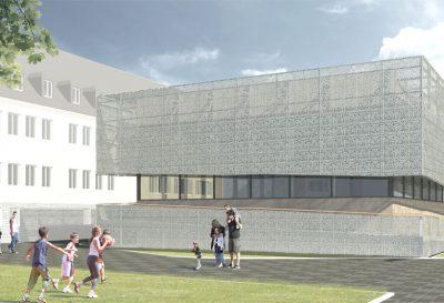 Neubau Lehrschwimm- und Therapiebecken Flöha - hpm Henkel Projektmanagement