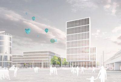 Mehrfachbeauftragung Wiener Platz Ost in Dresden