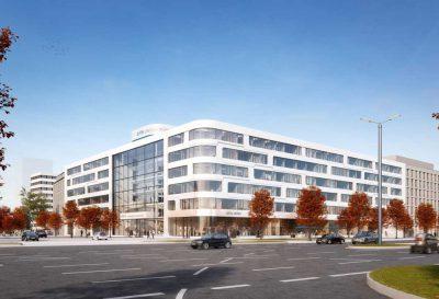 Entwurf eins-Haus energie in Sachsen in Chemnitz, Vorderseite
