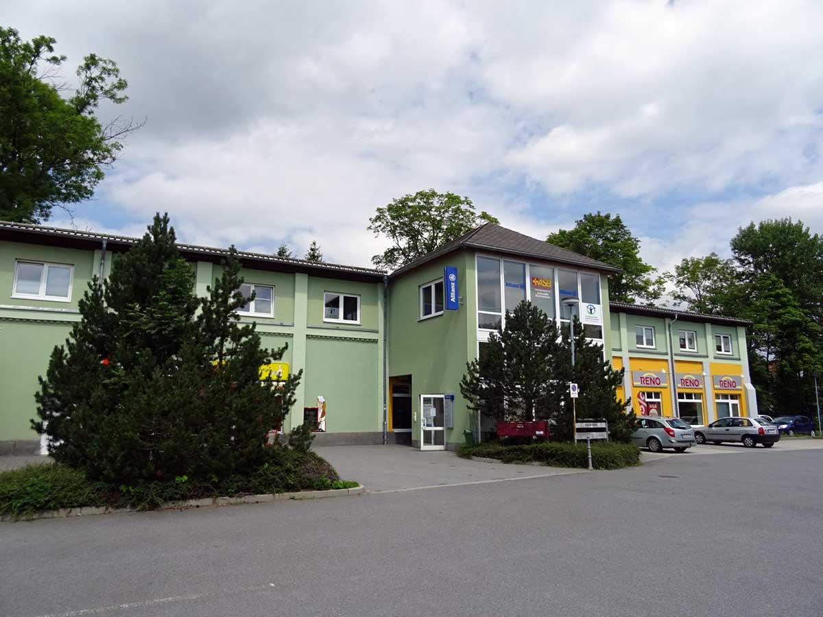 Einzelhandelskaufmarkt Zentrum Bischofswerda