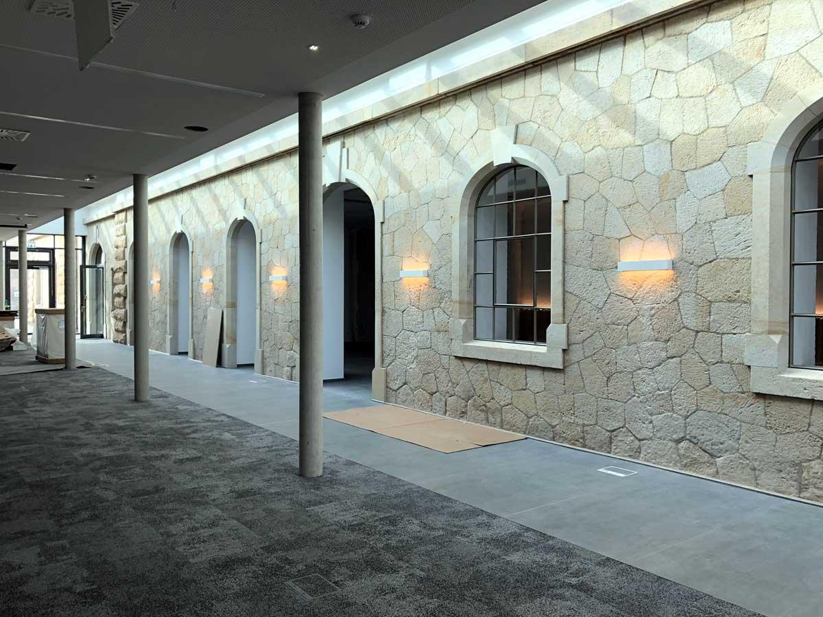 Neuer Novaled Firmensitz in Dresden