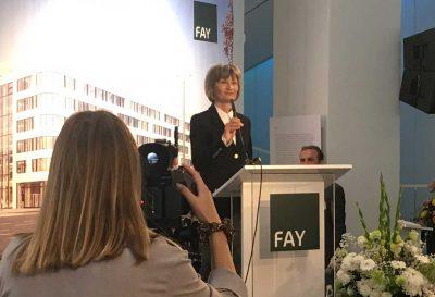 Chemnitz' Oberbürgermeisterin Barbara Ludwig