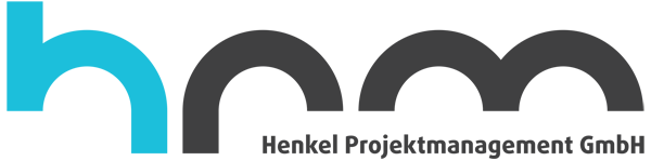 Logo hpm Henkel Projektmanagement GmbH