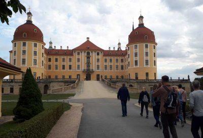 hpm Henkel Projektmanagement Team am Schloss Moritzburg