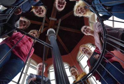 hpm Henkel Projektmanagement Team im Leuchtturm Moritzburg