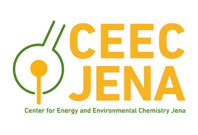 Logo: CEEC Center for Energy and Environmental Chemistry Jena
