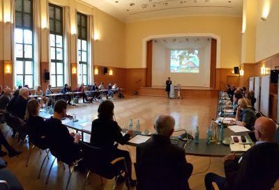 Experten-Workshop zur Robotron-Kantine, Foto: hpm Henkel Projektmanagement GmbH