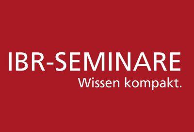 IBR-Seminar Logo