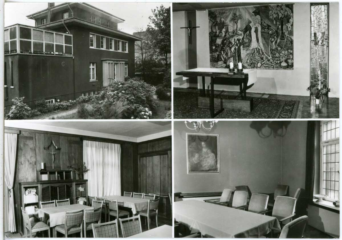 Bischof-Wienken-Haus 1987; Quelle: Brück & Sohn Kunstverlag Meißen, CC BY-SA 3.0