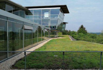 Das Seminar- und Tagungszentrum der AOK Plus in Waldheim. Foto: Katrin Schmidt/AOK Plus
